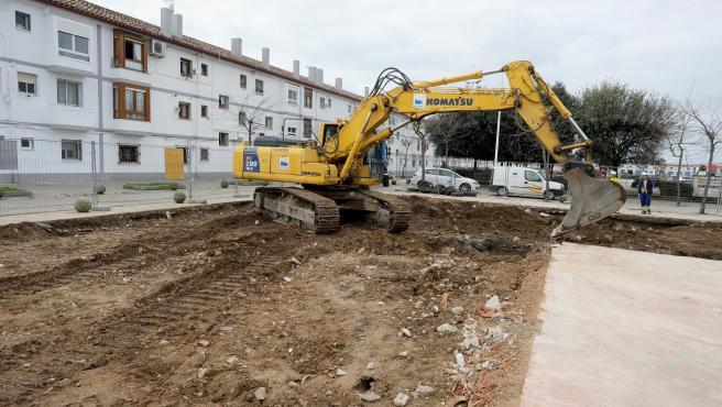Las obras para renovar y ampliar el parque del Barrio Pesquero comenzarán en marzo