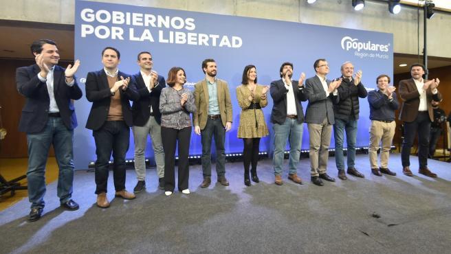"""López Miras, sobre Pin parental, """"si Sánchez destinara esa testosterona a los que quieren romper España, mejor nos iría"""""""