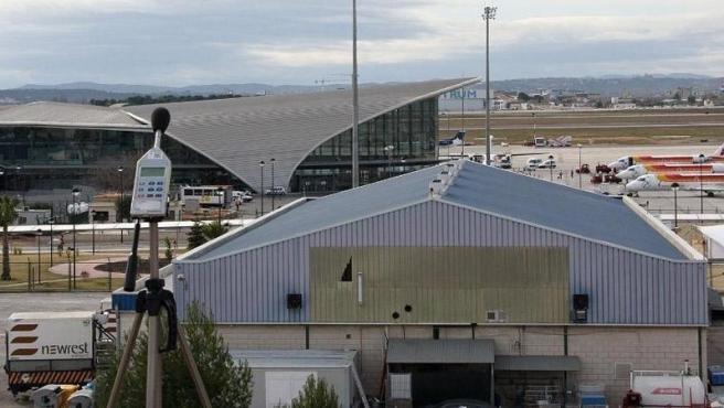 Los aeropuertos de Murcia y Valencia acogen 60 vuelos desviados por el cierre del Aeropuerto Alicante-Elche