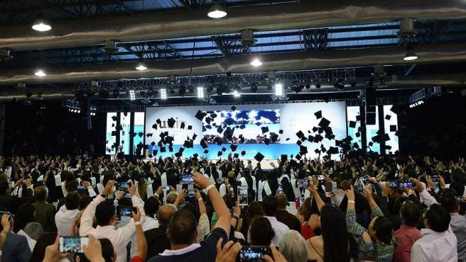 Más de 3.600 personas asisten a la primera celebración 'UNIR Alumni' en la ciudad ecuatoriana de Guayaquil