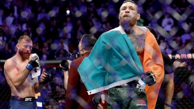 McGregor tras derrotar a Cerrone