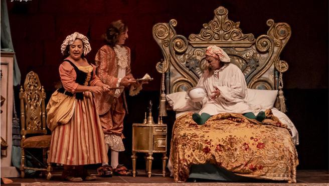 Molière y su Enfermo Imaginario toman las tablas del Teatro Zorrilla de Valladolid el sábado 25 de la mano de Morboria