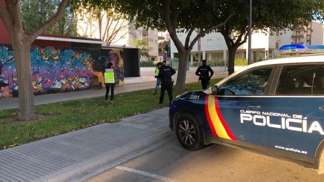 Sucesos.- Detenido un hombre de 41 años por masturbarse frente a menores en un parque