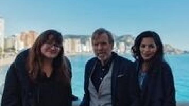 La directora Isabel Coixet comienza el rodaje de 'Nieva en Benidorm'