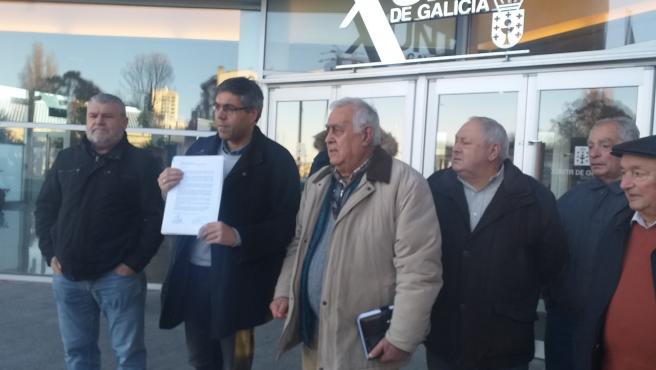 """Vecinos de Teis y Chapela reclaman al nuevo Gobierno que suprima """"ya"""" el peaje de la AP-9 en Rande-Redondela"""