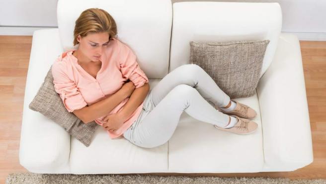Un tercio de las mujeres en edad fertil padecen dolor menstrual con regularidad.
