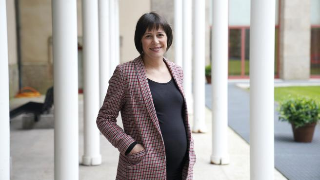 Entrevista Ana Pontón, portavoz parlamentaria del BNG