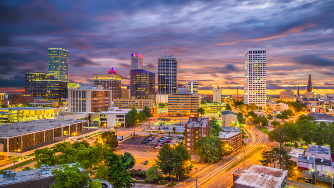 Tulsa (Oklahoma) paga por trabajar allí
