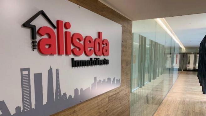 Instalaciones de Aliseda.