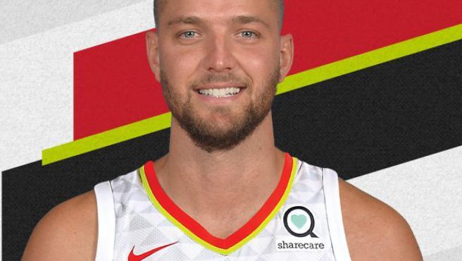 Chandler Parsons, jugador de Atlanta Hawks