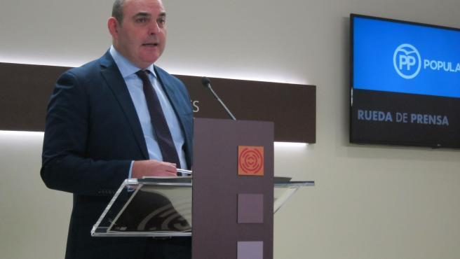 Juan Carlos Gracia Suso, diputado autonómico del PP