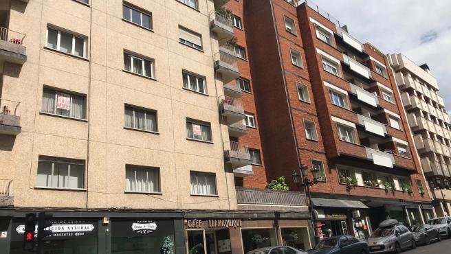 Pisos, Oviedo.