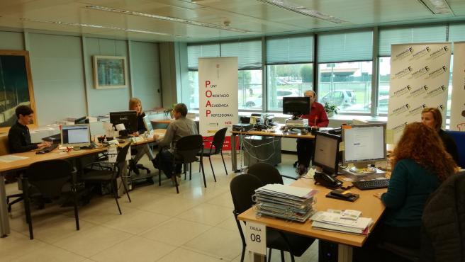 Punto de Orientación Académico Profesional (POAP) en Baleares