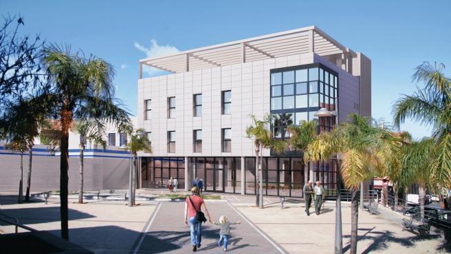 El Ayuntamiento De Alhaurín De La Torre Saca A Concurso Las Obras Para El Nuevo Centro Municipal Del Mayor
