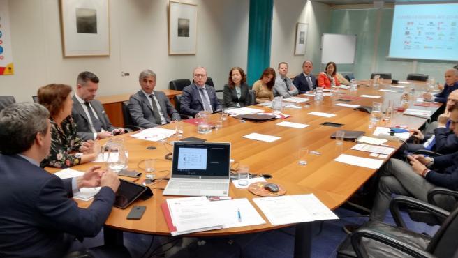 Asamblea general de la AFE