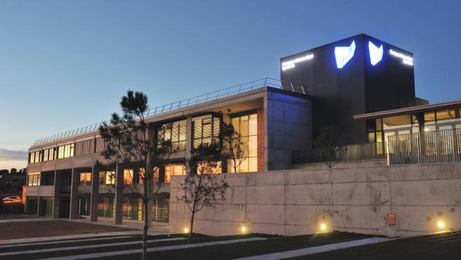 Edificio del campus de Igualada de la UdL
