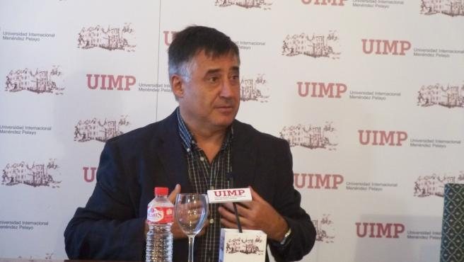 Gervasio Sánchez En La UIMP.