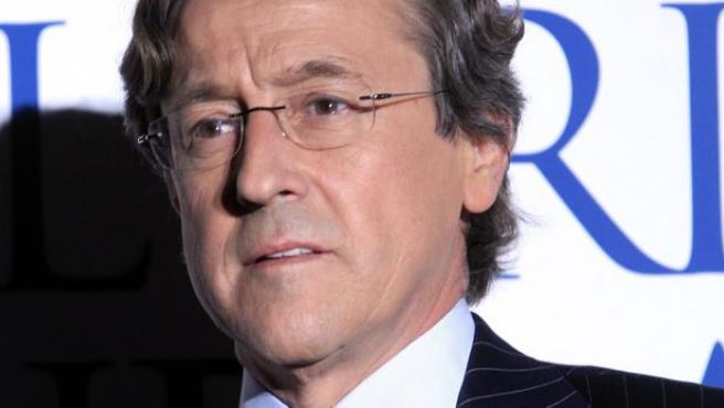 El eurodiputado de Vox, Hermann Tertsch