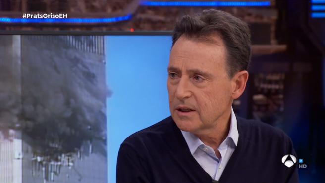Matías Prats recuerda en 'El hormiguero' el atentado del 11-S.