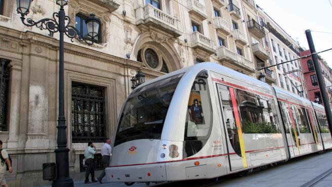 Tranvía de Sevilla