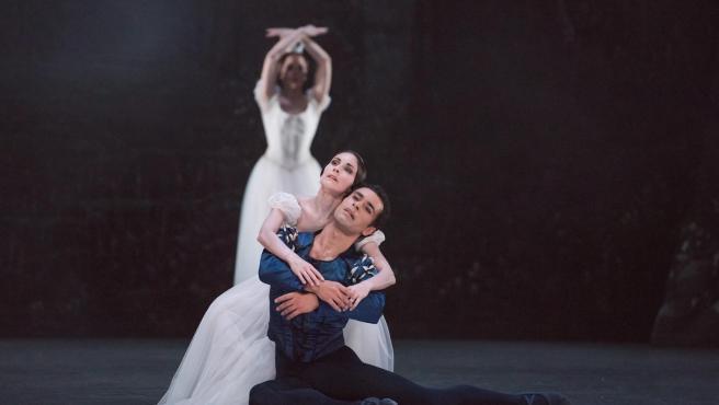 El Ballet du Capitole de Toulouse interpretando 'Gisele'
