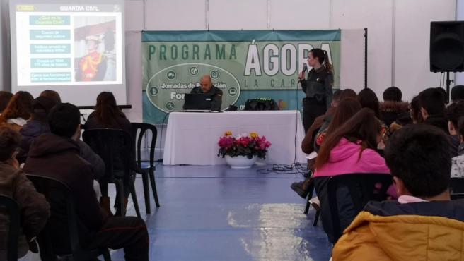 [Grupocordoba] Notas Prensa. Guardia Civil