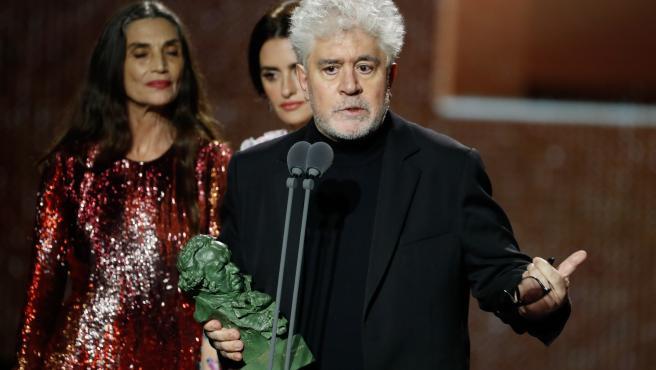 Goya 2020: Toda la gloria para Pedro Almodóvar