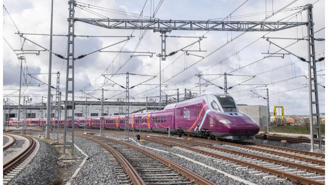 Tren AVE 'low cost' de Renfe AVLO.