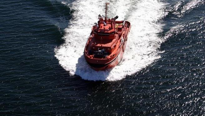 Buque de rescate de Salvamento Marítimo