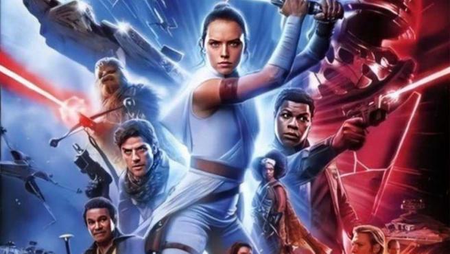 Star Wars. El ascenso de los Skywalker