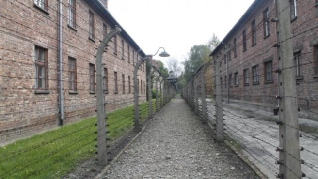 Campo de exterminio de Auschwitz