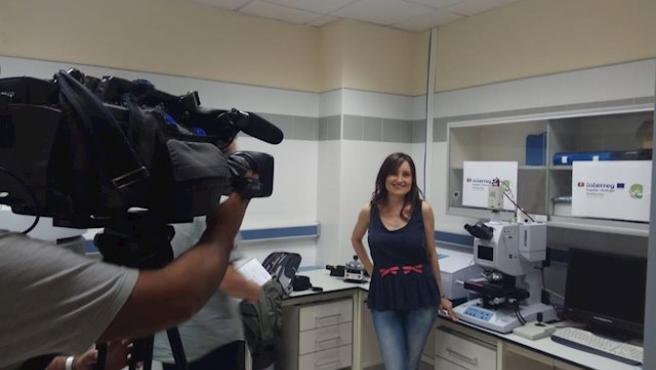 La investigadora de la Universidad de Córdoba Pilar Dorado, responsable de la investigación.