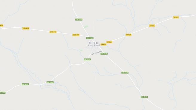 Imagen de Torre de Juan Abad en Google Maps