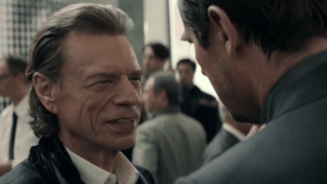 Mick Jagger tiene un plan en el tráiler de 'Una obra maestra'