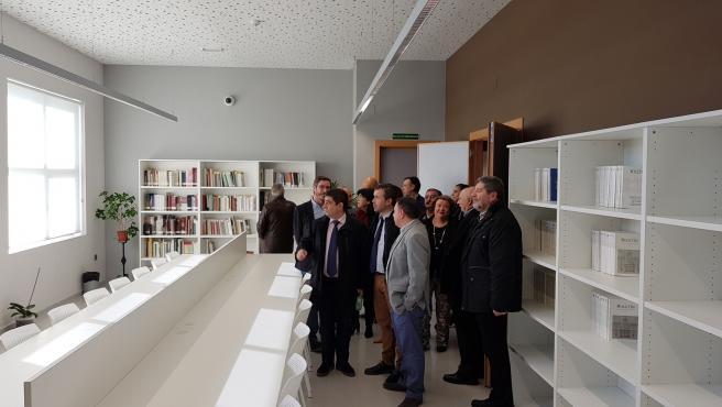 Nueva sede del archivo provincial
