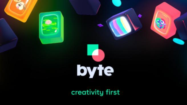 El logo y la portada web de la nueva red social