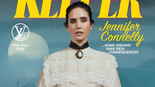 Jennifer Connelly para Louis Vuitton Pre-Fall 2020