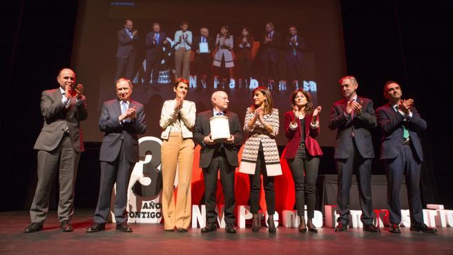 Juan Luis LLonis recibe el Premio Empresario del Año 2019