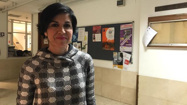 La titular del Juzgado de instrucción número 1 de Lugo, Pilar de Lara.