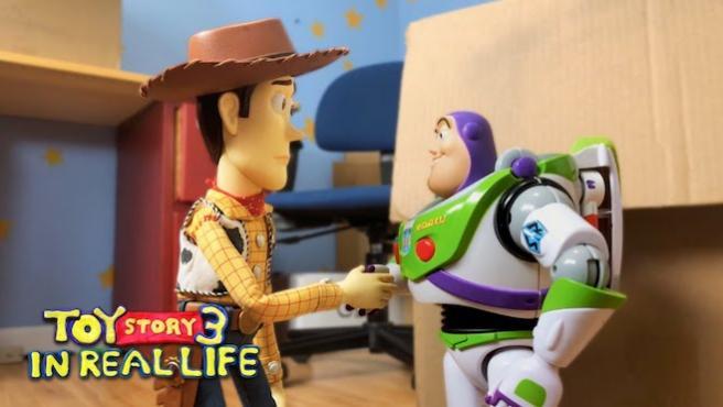 Sí, se puede: el remake de 'Toy Story 3' en stop-motion hecho por dos niños