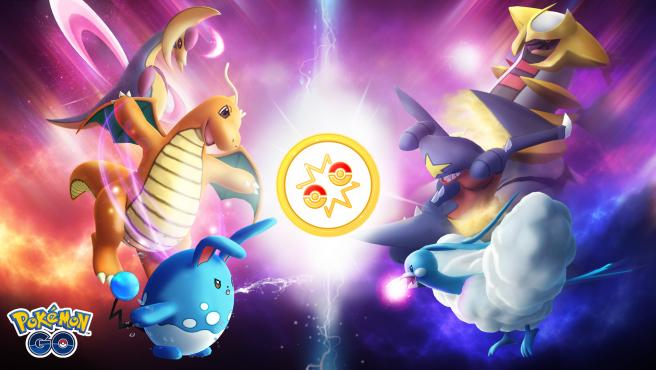 En la Liga de combates GO los entrenadores pueden competir entre ellos.
