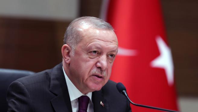 President Erdogan heads to Algeria