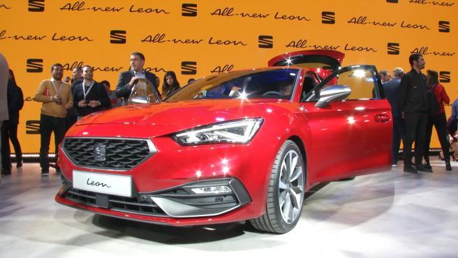 SEAT lanza su nuevo León con una inversión de 1.100 millones
