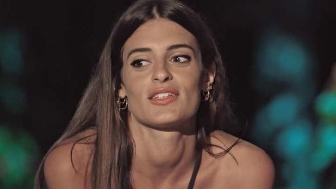 Susana Molina, de La isla de las tentaciones.