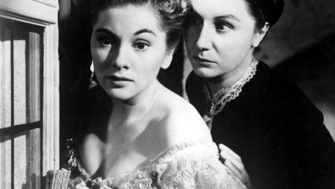 Un fotograma de la película 'Rebeca' de Alfred Hitchcock