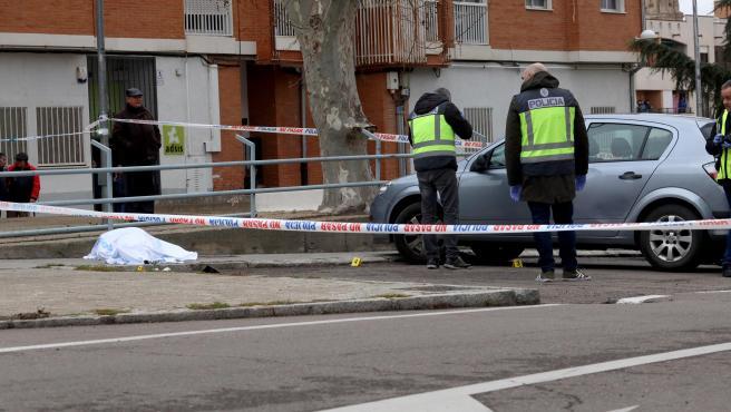 Un hombre de 27 años muere tras ser tiroteado en Salamanca.