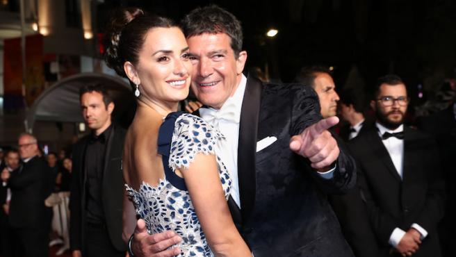 Penélope Cruz y Antonio Banderas protagonizan 'Competencia oficial'