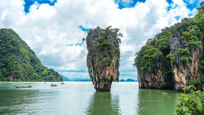 Esta zona de Tailandia, tan conocida por el turismo y que se encuentra en Phuket, fue la que se convirtió en el hogar de los wookies como Chewbacca en 'El retorno del jedi'-