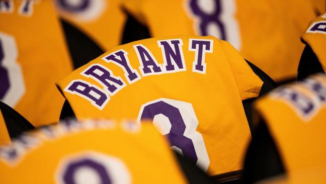 El Staples despidió a Kobe Bryant