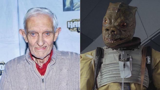 Muere Alan Harris ('Star Wars') a los 81 años